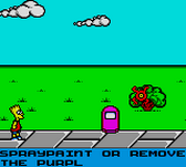 Bart vs. Space Mutants