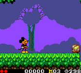 Mickey Mouse in Land of Illusion