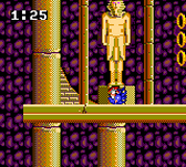 Игру Sega Sonic